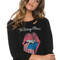 Daydreamer la rolling stones flag fleece - black