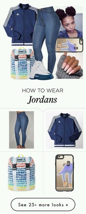 jacket adidas adidas jacket blue