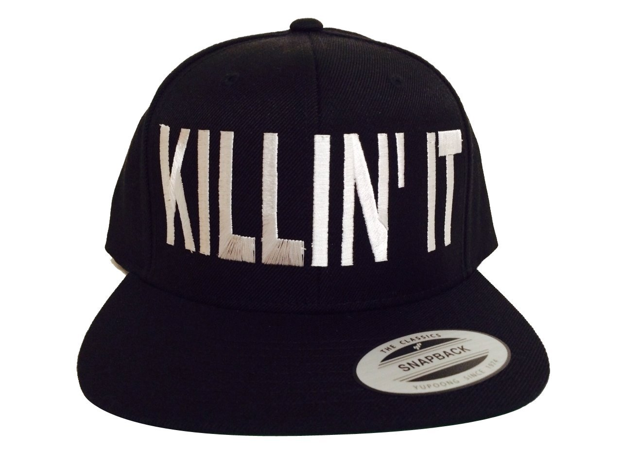 Amazon.com: KILLIN' IT Snapback Hat: Everything Else