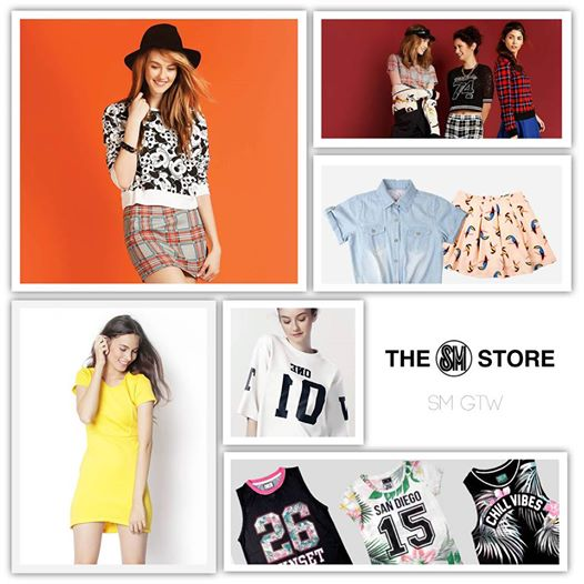 The sm store (department store official page)