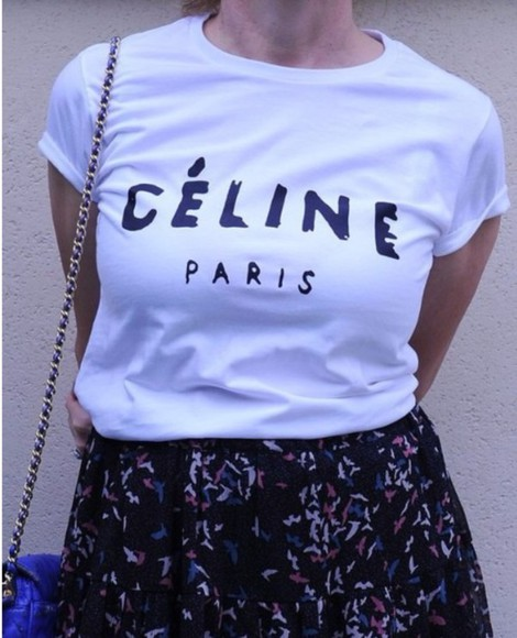 t-shirt celine shirt celine paris shirt celine paris tshirt celine paris tee t-shirt celine paris t shirt