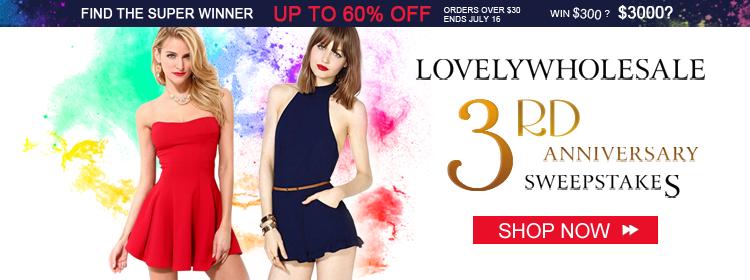 Cheap Clothes,Cheap Shoes Online,Wholesale Shoes,Clothing On lovelywholesale.com - LovelyWholesale.com