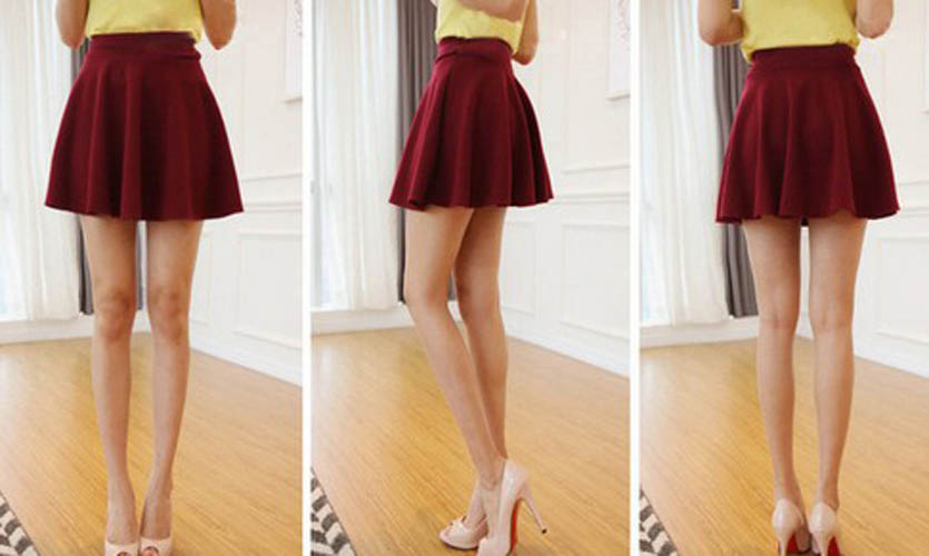 Sexy Hot Mix Color Sun Pleated Fluffy Bottoming Skirt Dance Party Dress New | eBay