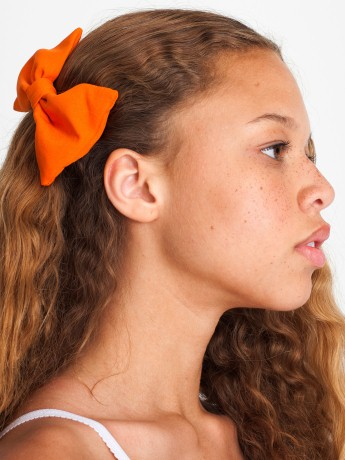 Bow Hair Clip | Headwear | New & Now's Accessories | American Apparel