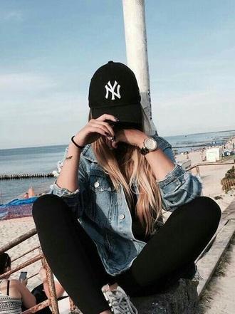 hat new york yankees hat
