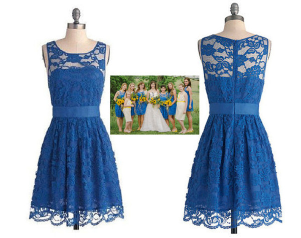 blue dress blue dress prom dress prom dress homecoming dress homecoming dress homecoming dress lace bridesmaid dress short bridesmaid dresses