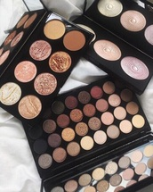 make-up,baked eyeshadow,palette,gold glitter,shimmer,high end,brand,eye shadow,makeup palette,eyeshadow shades,pink sparkly eyeshadow