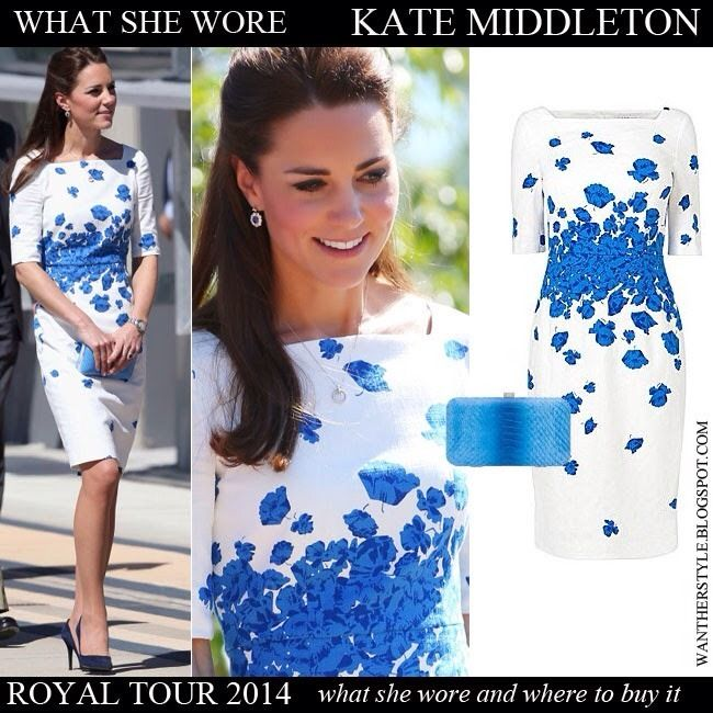 Kate Middleton LK Bennet Lasa Dress UK8 | eBay