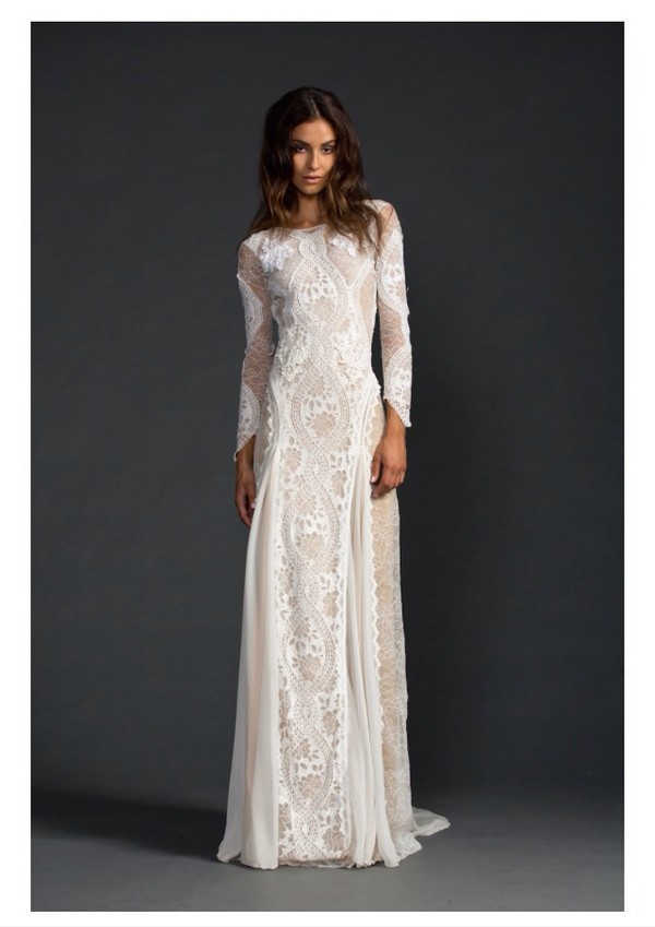 Grace Loves Lace Inca Second Hand Wedding Dress on Sale 39% Off
