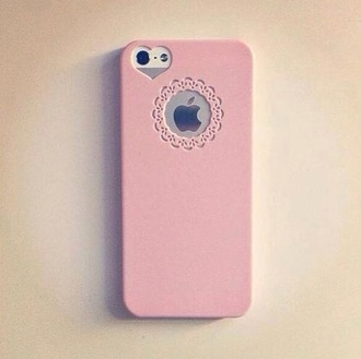 jewels iphone iphone case pink heart phone cover black cute tumblr iphone cover heart case
