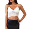 Off white lace crop bralette top | emprada