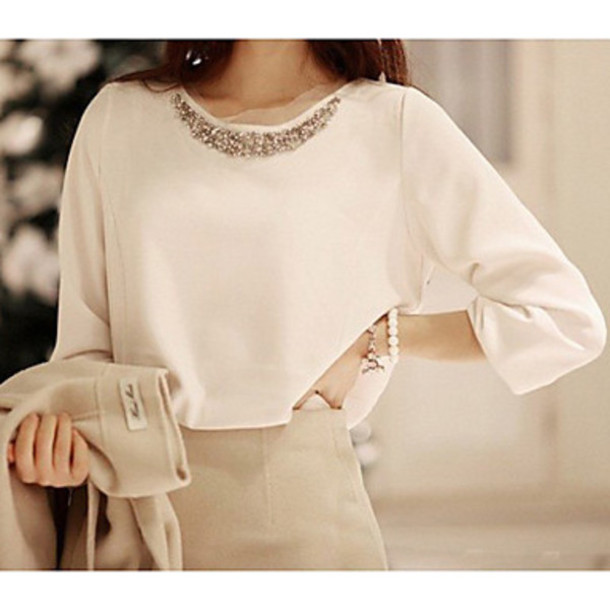 Элегантные Блузки