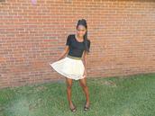 chiffon skirt,skirt