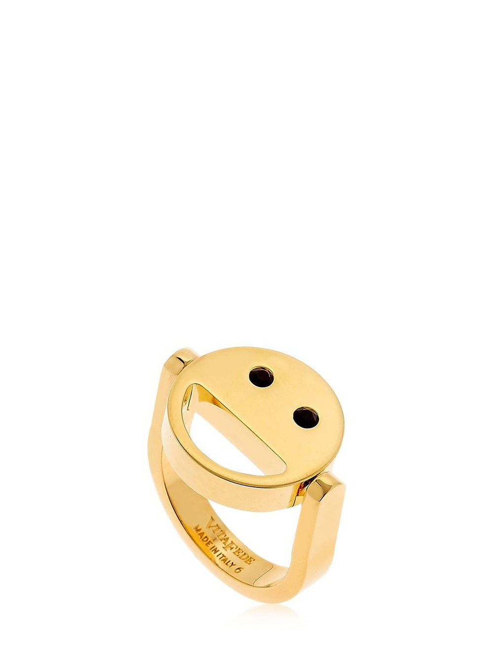VITA FEDE Sorriso Ring in gold