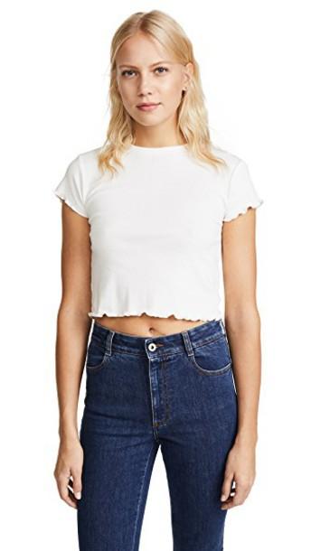 joe's jeans baby top