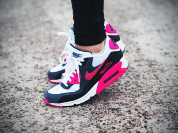 shoes air max pink