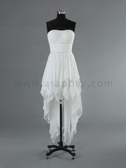 dress prom dress white white dress wedding dress