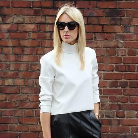 Indie Trendy Womens Block Cut Oversize Cat Eye Sunglasses 9160                             zeroUV