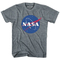Nasa logo t-shirt - teenamycs