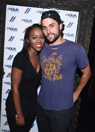 top menswear cap aja naomi king jack falahee mens t-shirt how to get away with murder t-shirt