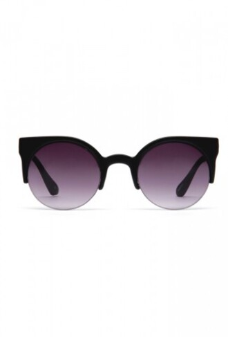 cat eye black sunglasses sunglasses