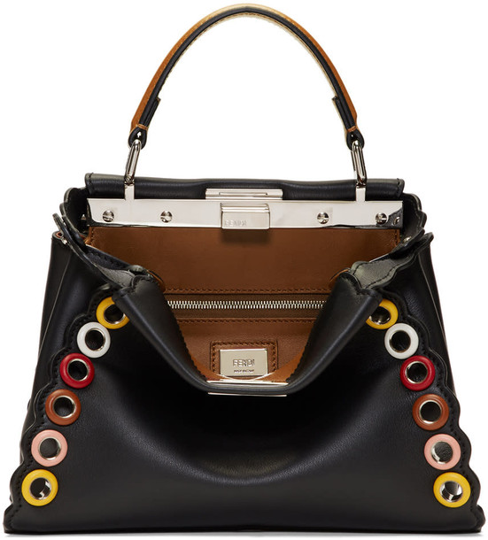 Fendi mini bag black