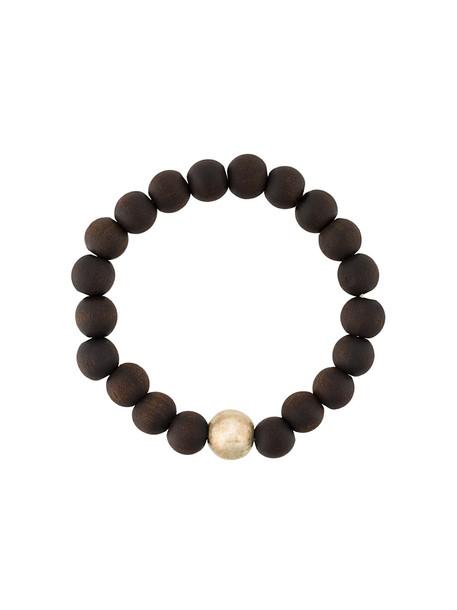 Rosa Maria Globus bracelet - Brown