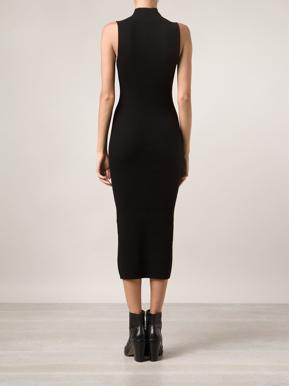 Theory 'ulana evian' stretch dress
