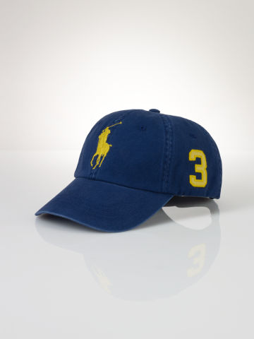 Classic Sports Cap - Hats   Hats, Gloves & Scarves - RalphLauren.com