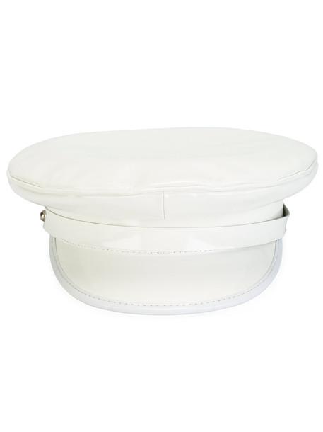 high hat white