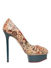shoes,charlotte olympia,high heels,platform shoes,josie tattoo