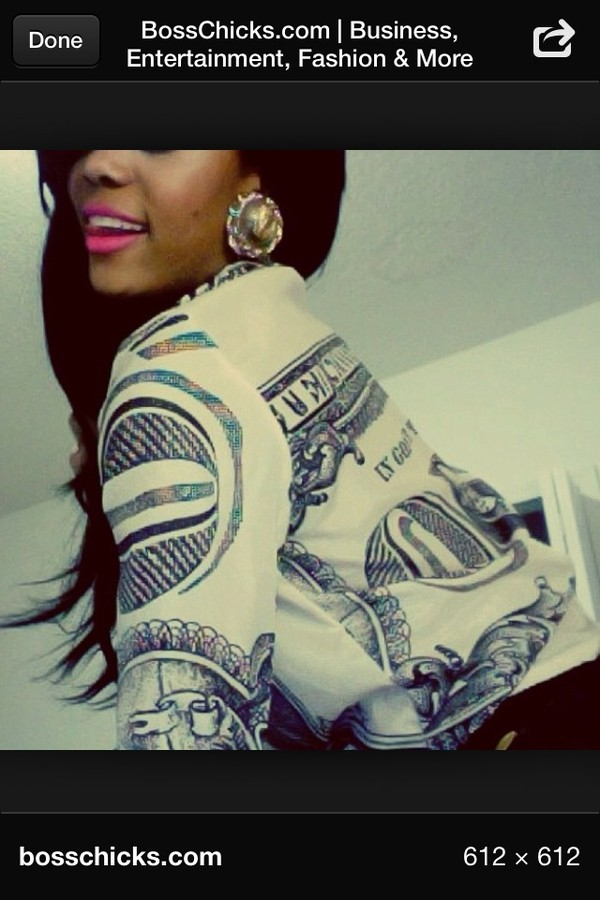 blouse dollar print sweater crop tops