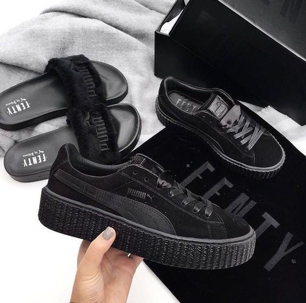 shoes puma sportswear brand