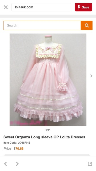 dress pink pastel pastel pink frilly lace pink lace pink dress lolita sweet lolita dress pink lolita halloween costume halloween costume doll dolly dolly fashion long sleeves long sleeve dress pink and white pink and white dress pretty cute kawaii kawaii sweet lolita kawaii lolita porcelain doll