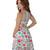 Tropical Dream Floral Crop Top and Skirt Set – Shop Compulsive