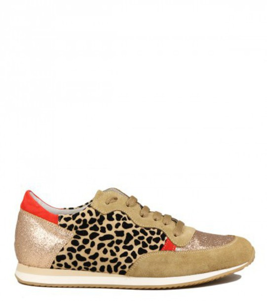 shoes blu velvet sneakers leopard print gold