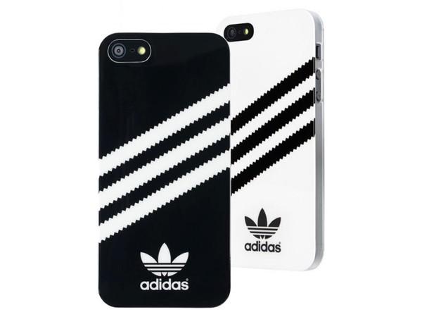 Adidas Hard Case for Apple iPhone 5/5S - Black/White: Amazon.co.uk ...
