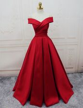dress,red satin dress,ball gown dress,dresses evening,long bridesmaid dress,blogger,fashionista,gown,bridal gown,red dress,long dress,prom dress,prom