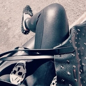 shoes,alternative,grunge,spiked loafers,spiked shoes,spiked flats