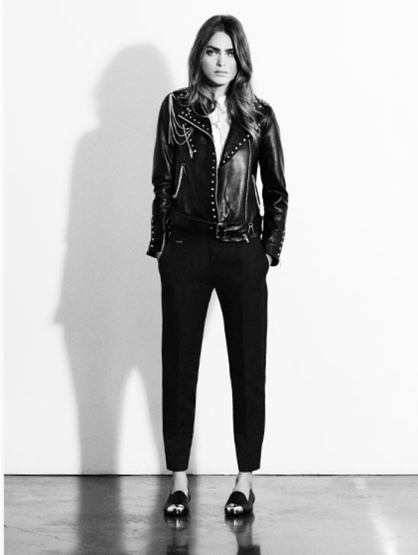 jacket claudie pierlot fashion lookbook
