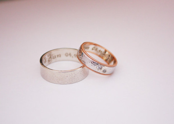 jewels silver ring silver ring ring ring wedding wedding ring weddng rings couple ring
