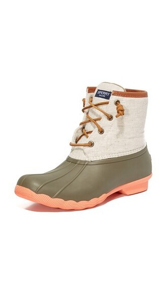 booties taupe shoes