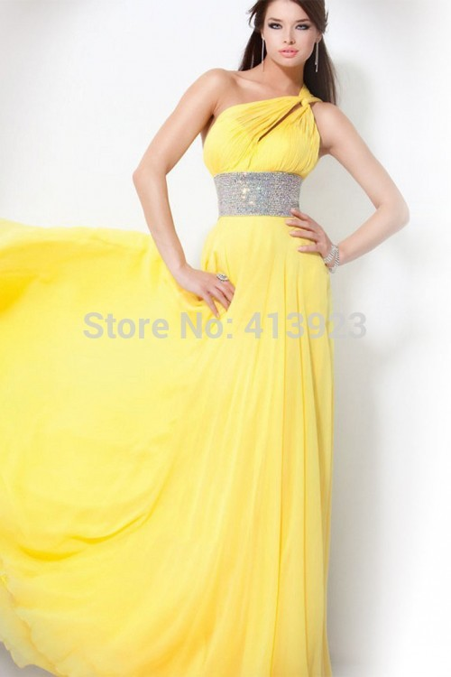 Aliexpress.com : Buy Attractive One Shoulder Sheath/Column Prom Dresses Under 200 from Reliable dress shirt french cuff suppliers on Chaozhou City Xin Aojia dress Factory