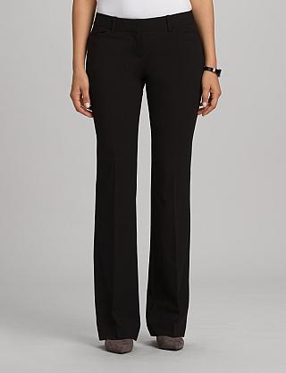 roz & ALI™ Smart Fit Trouser Leg Pants