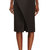 roksanda ilincic black folded panel balmont skirt
