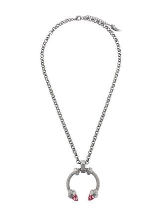 chain necklace metallic women necklace jewels