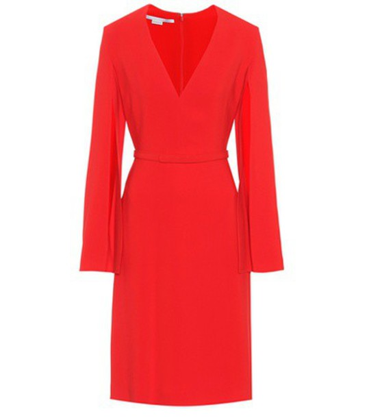 Stella McCartney dress long red