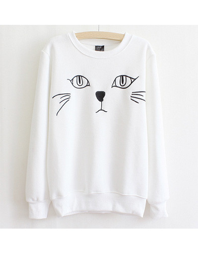 Kitten cat sweater shirt taylor swift shake it off celebrity women