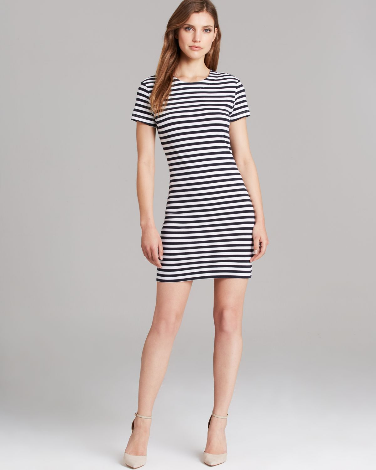 FRENCH CONNECTION Dress - Sienna Stripe | Bloomingdale's