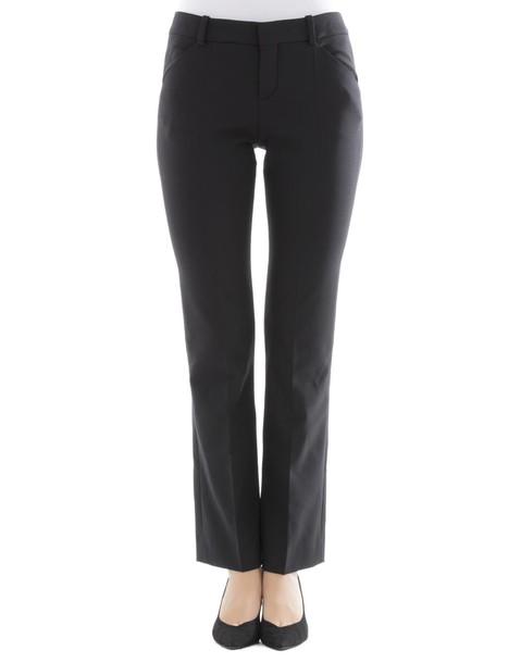 Chloe pants black wool